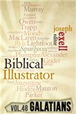 The Biblical Illustrator - Pastoral Commentary on Galatians
