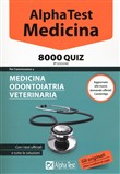 Alpha Test. Medicina. 8000 quiz