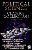 Political Science. Classics Collection (Illustrated)