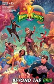 Mighty Morphin Power Rangers #33