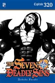The Seven Deadly Sins Capítulo 320