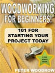 woodworking for beginners...
