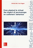 From physical to virtual: the impact of servicescape on customers' behaviour
