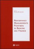 Performance Measurements Frontiers in Banking and Finance