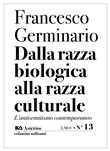 Dalla razza biologica alla razza culturale. L'antisemitismo contemporaneo