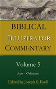 Biblical Illustrator Commentary, Volume 5
