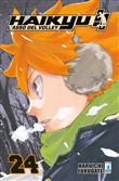 haikyu!!. vol. 24
