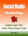 Social Media Marketing Facebook, Google+, Twitter, Linkedin, Pinterest, Instagram, YouTube
