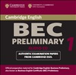Cambridge BEC Preliminary CD