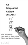 An Independent Author's Checklist