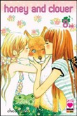 Honey and clover Vol. 8