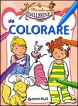 Piccole Ballerine da colorare