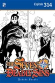 The Seven Deadly Sins Capítulo 314