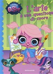 L'arte è una questione di cuore. Littlest Pet Shop
