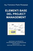 Elementi base del project management
