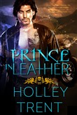 prince in leather
