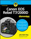 Canon EOS Rebel T7/2000D For Dummies