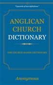 Anglican Church Dictionary
