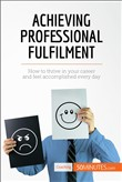 Achieving Professional Fulfilment