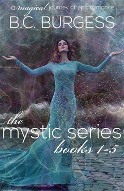 The Mystic Series: Books 1-5