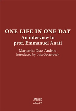 Image of One life in one day. An interview to prof. Emmanuel Anati - Margarita