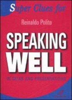 Image of Super Clues for speaking well in talks and presentations - Reinaldo P