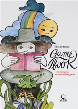 Image of Game book. The book is a nerver-ending game - Elisa Pellacani