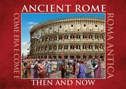 Image of Ancient Rome. Then and now. Ediz. multilingue