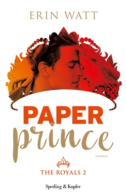 Paper prince. The royals. Vol. 2