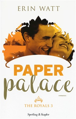 ERIN WATT: PAPER PALACE-THE ROYALS 3