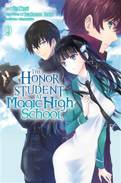 The Honor Student at Magic High School, Vol. 9
