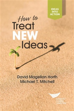 How to Treat New Ideas