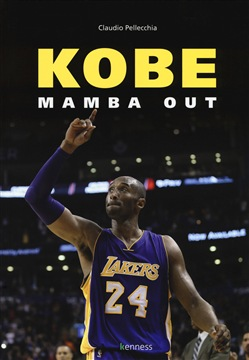Image of KOBE. MAMBA OUT
