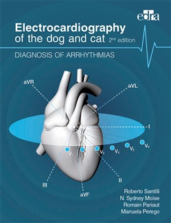 Electrocardiography of the dog and cat. Diagnosis of arrhythmias
