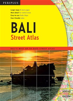Bali Street Atlas Third Edition