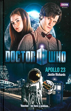 Image of Apollo 23. Doctor Who - Justin Richards