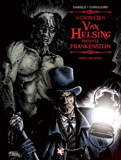 Image of Frankenstein. Le cronache di Van Helsing. Vol. 2 - Daniele Barbara,Co