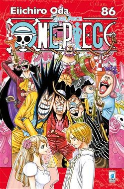 One piece. New edition. Vol. 86