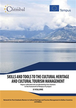 Image of Skills and tools to the cultural heritage and cultural tourism manage