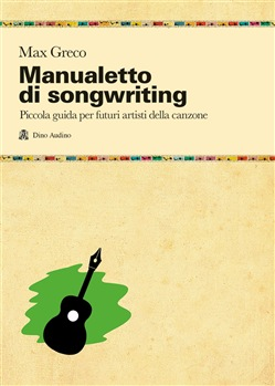 Image of Manualetto di songwriting - Massimo Greco