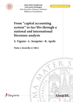 Image of From «capital accounting system» to Ias/Ifrs through a National and I