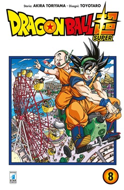 Dragon Ball Super. Vol. 8