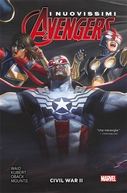 I nuovissimi Avengers. Vol. 3: Civil War II
