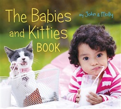 The Babies and Kitties Book