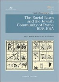 leggere in linea The racial laws and the jewish community of Rome (1938-1945) pdf epub