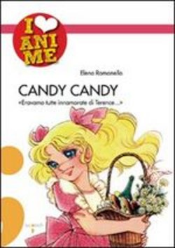 Image of Candy Candy - Elena Romanello