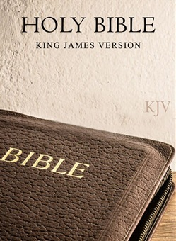 The Holy Bible, King James Version [Authorized KJV 1611]