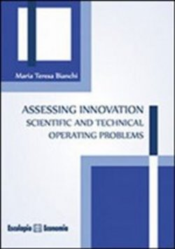 Image of Assessing innovation. Scientific and technical operating problems - M