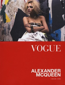 Image of Vogue. Alexander McQueen - Chloe Fox