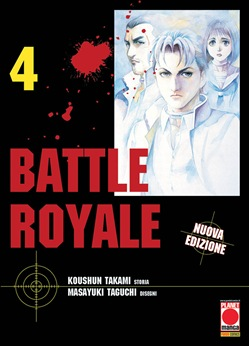 Battle Royale. Vol. 4